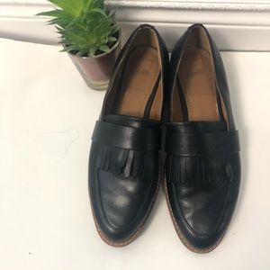 14th & Union black cleated loafers